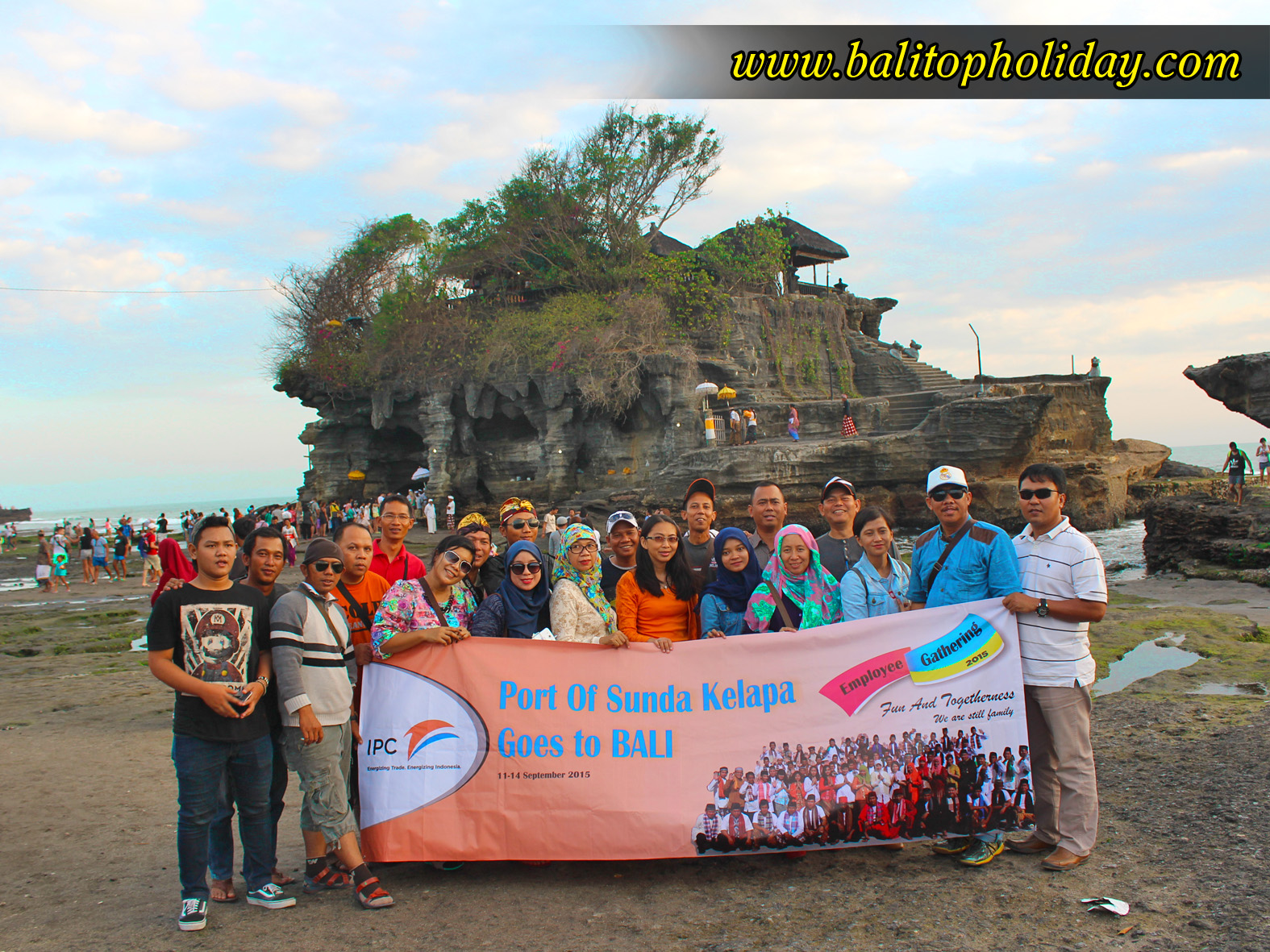 tour group di bali