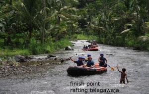 Rafting Telagawaja Karangasem Bali 3