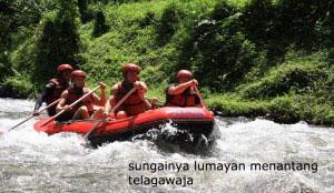 Rafting Telagawaja Karangasem Bali 2