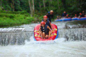 Bali River Tubing, Petualangan baru di Bali