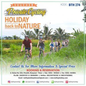 Wisata Bersepeda di Bali (Bali Cycling)