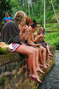 bali-river-tubing-food-and-drink