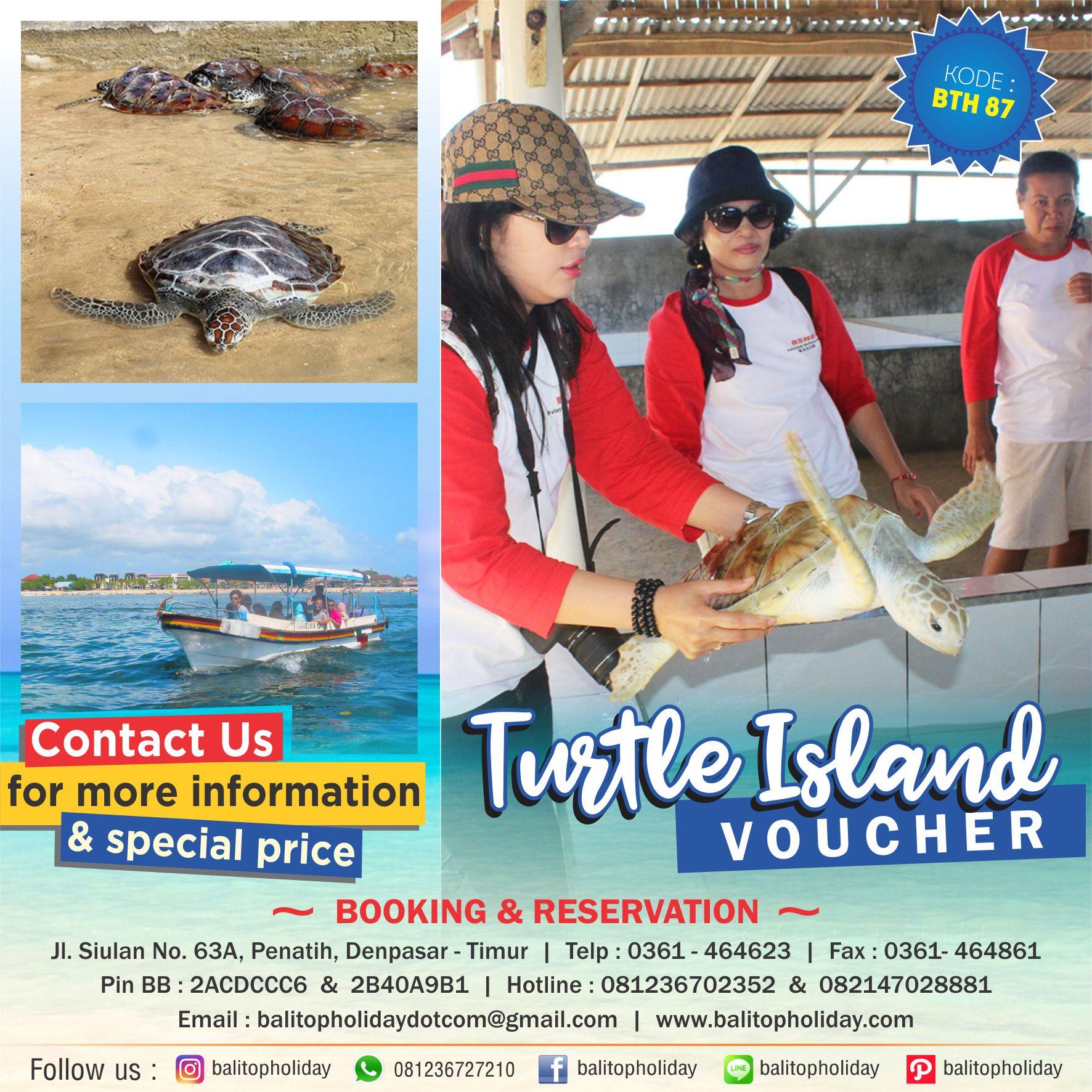 pulau penyu Benoa bali