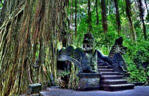 Obyek Wisata di Ubud Bali
