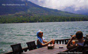 batur-lake