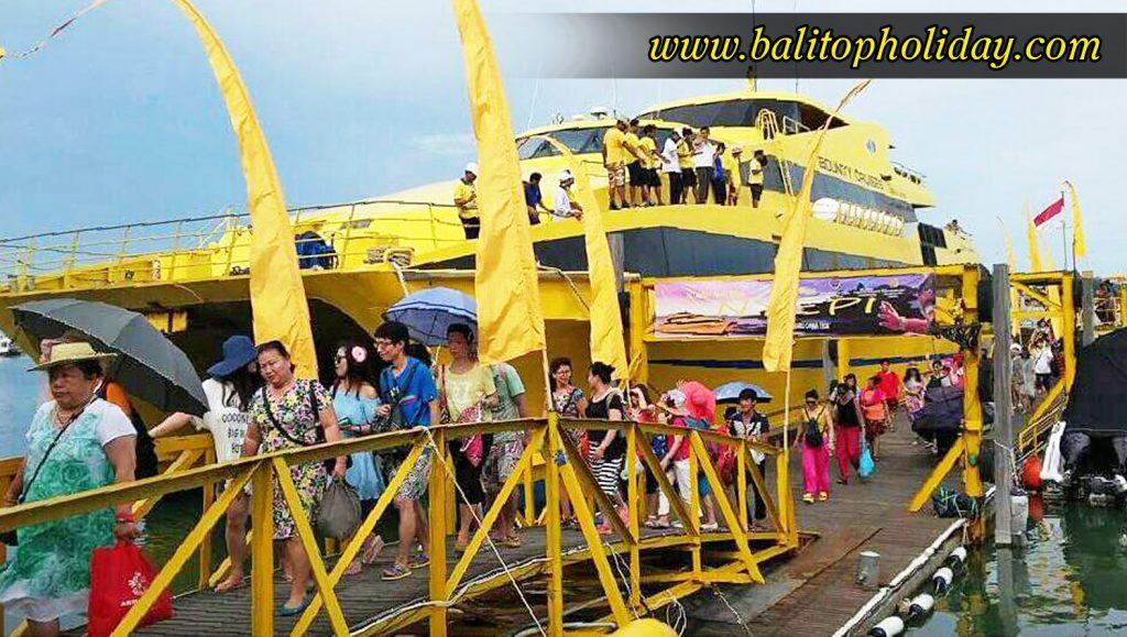 Paket Tour Cruise Bali