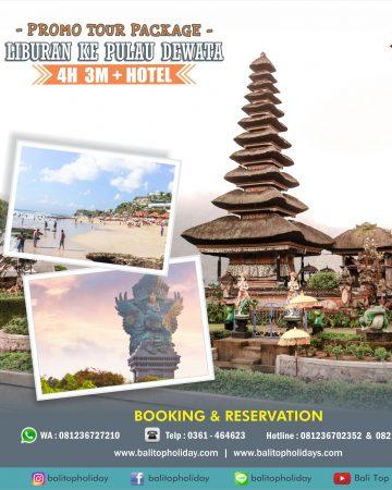 Paket Tour Bali Terlaris