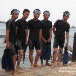 Diving Pemula di Bali (Tanjung Benoa) 1
