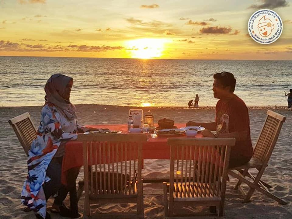 makan malam jimbaran