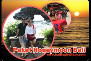 Paket Bulan Madu Bali 5 Hari  4 Malam