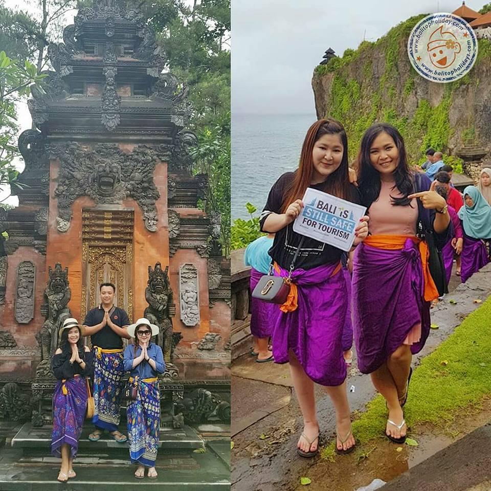 Paket Tour Bali 6 Hari 5 Malam (Standard)