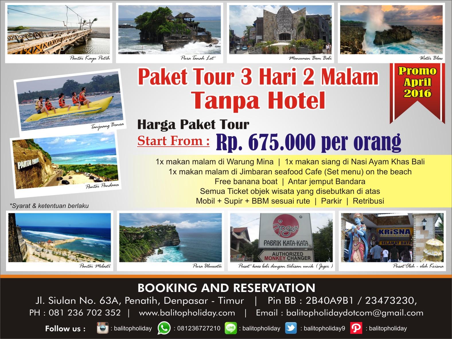 Paket Tour Wisata Bali Bali Top Holidays Tour Travel