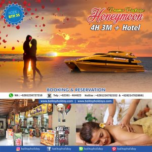 Paket Honeymoon Bali 2020