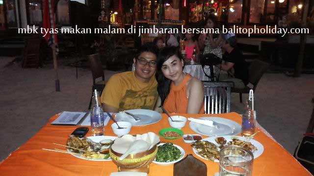 dinner-jimbaran