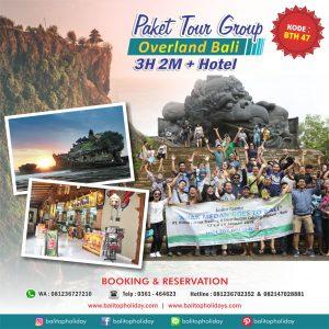 Paket Tour Overland Bali