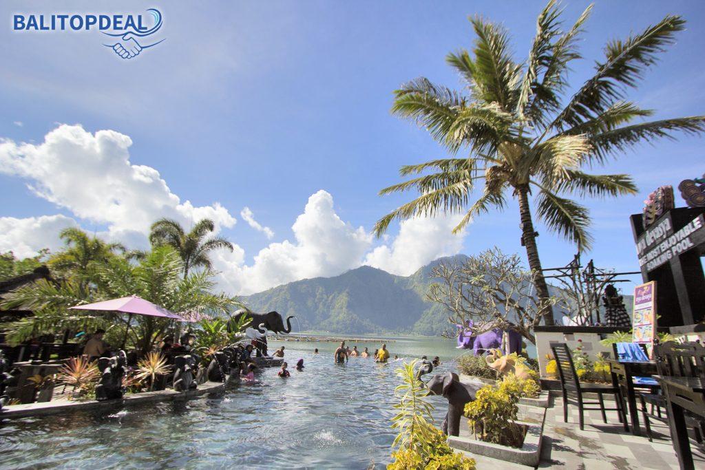 Tour Air Panas Batur - Berendam di toya devasya