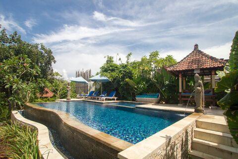 warisan Villa nusa LEmbongan