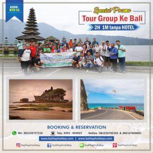 Paket Tour Group di Bali 2 Hari 1 Malam