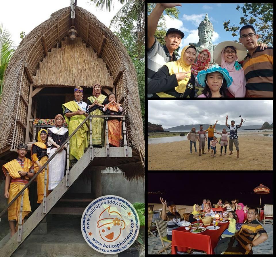 paket tour lombok 3 hari