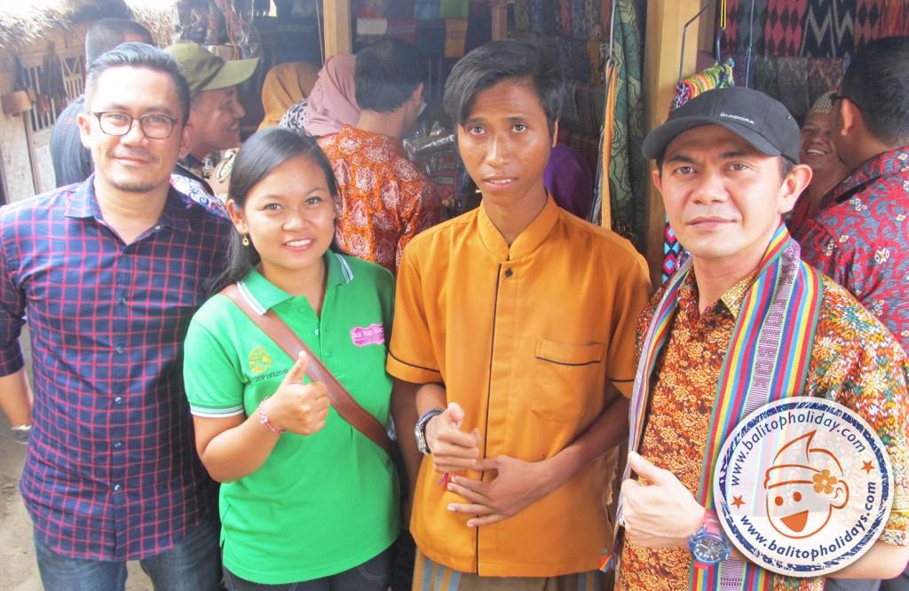 paket tour lombok 2 hari