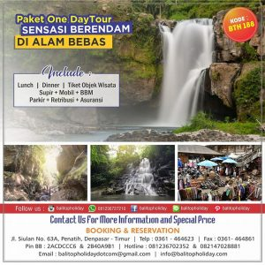 Promo Wisata Bali 2020 (Paket Tour Murah)