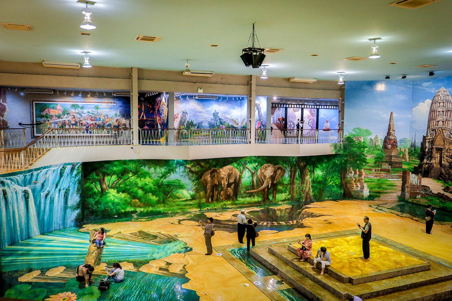 Paket Wisata Tour Thailand/Bangkok Murah 6