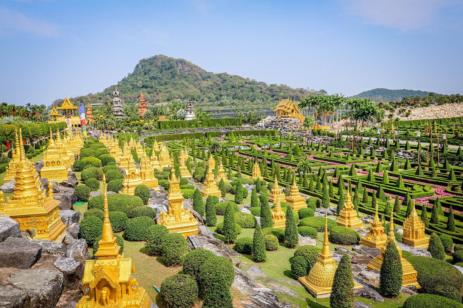 paket tour thailand 2020