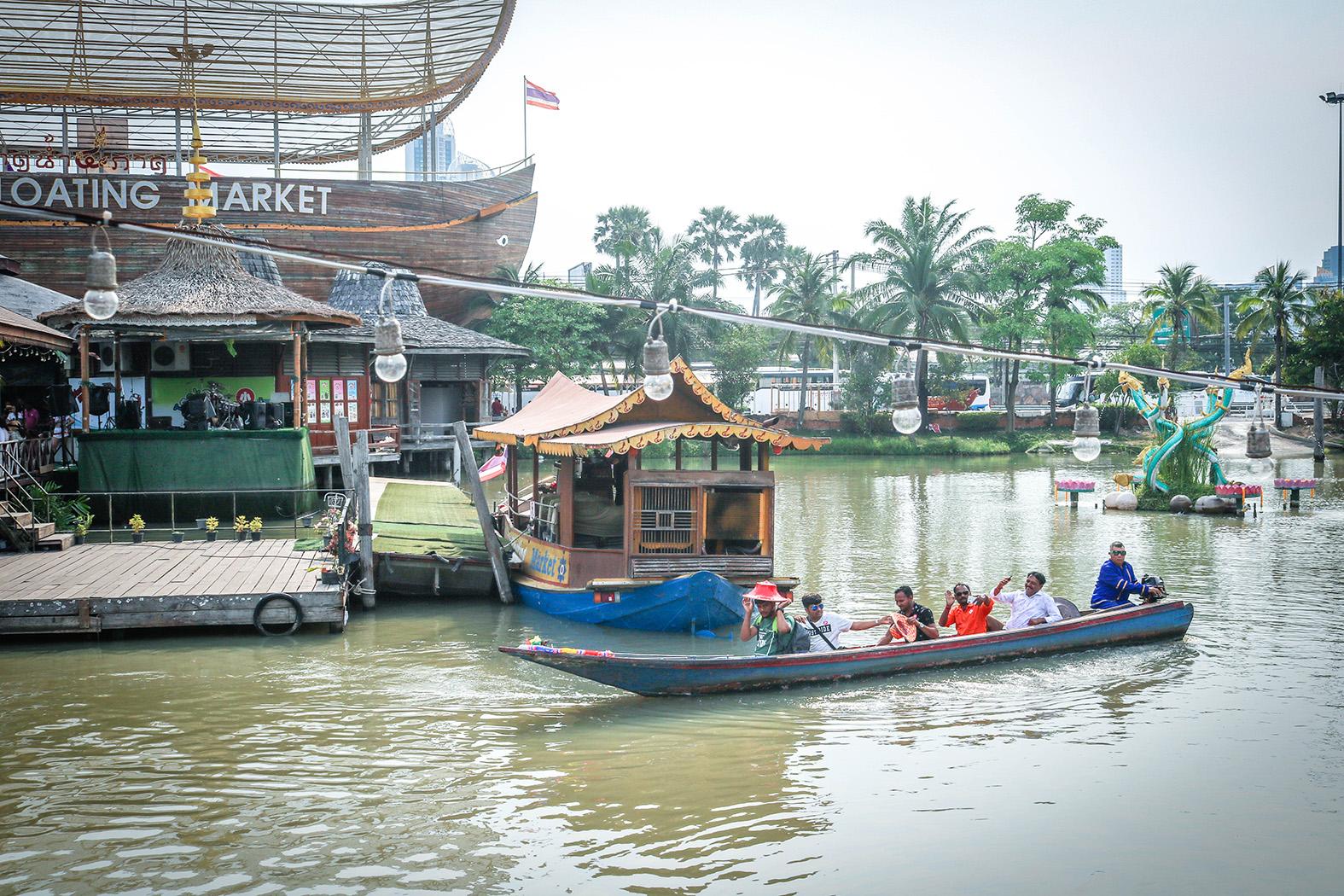 Paket Wisata Tour Thailand/Bangkok Murah 5