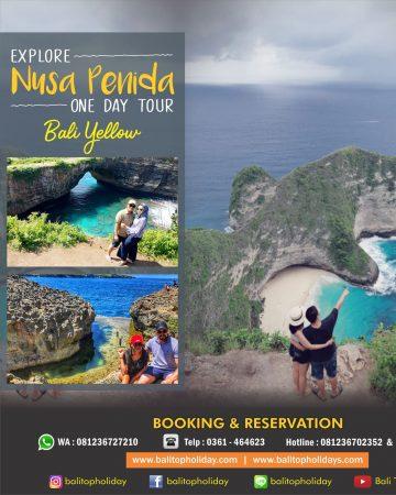 Tour Nusa Penida dan Nusa Lembongan