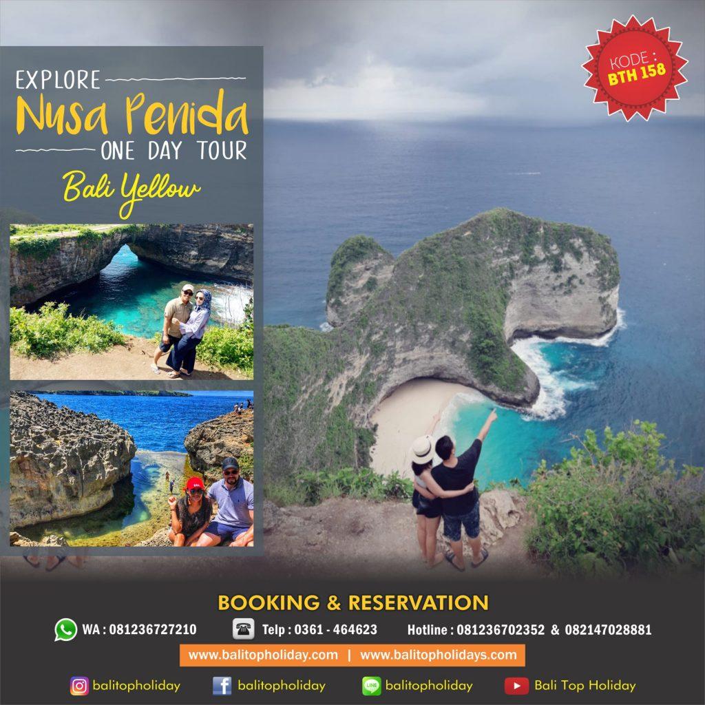 Paket Wisata Bali 1 hari