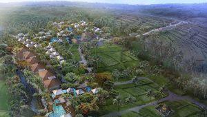Wisata Desa Visesa Ubud