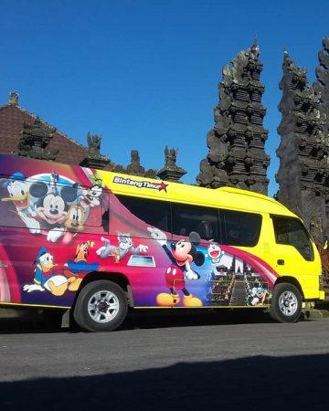 Sewa Minibus dan Bus