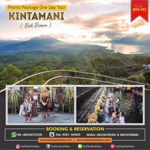 Paket Tour Kintamani Bali