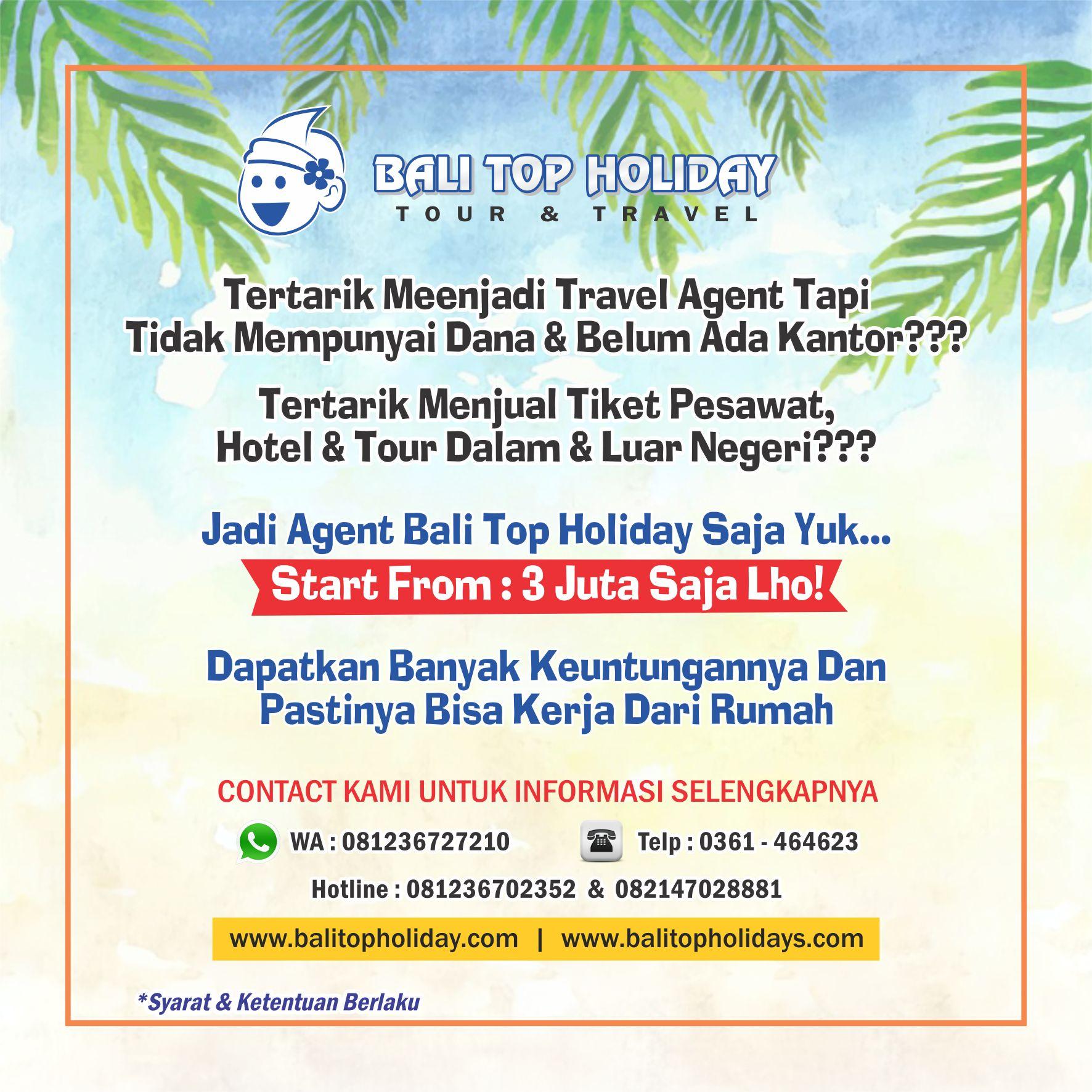 Mencari Rekananan Travel Agent