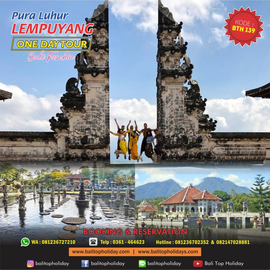 Paket Tour Lempuyang