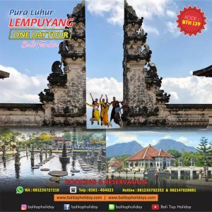 Tour Pura Lempuyang Bali