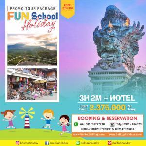 Paket Liburan ke Bali – Promo Liburan Sekolah