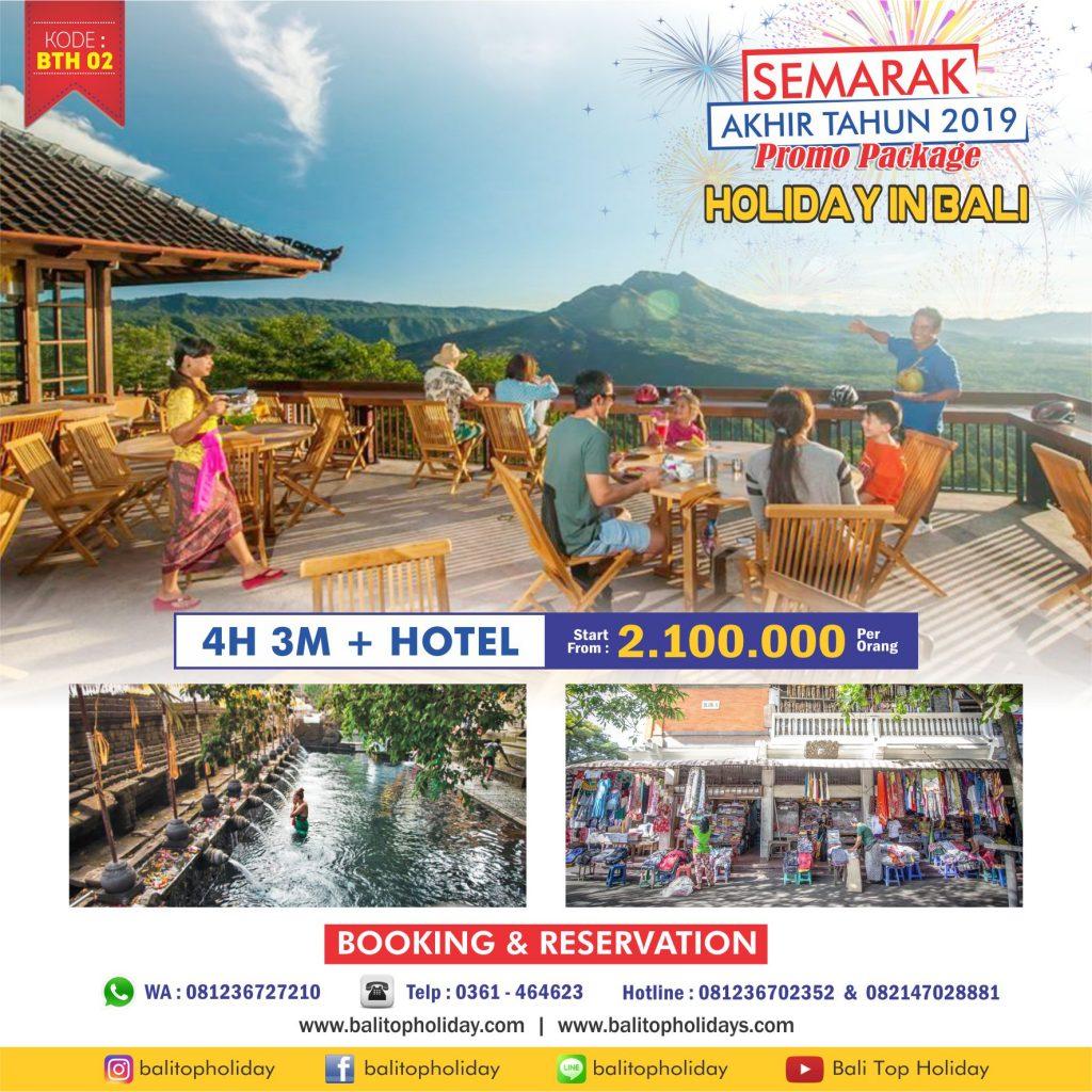 Promo Wisata bali - Paket Tour & Wisata Bali