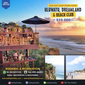 Paket Tour Bali Dengan Beach Club