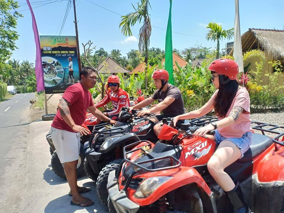 Wisata ATV di Bali