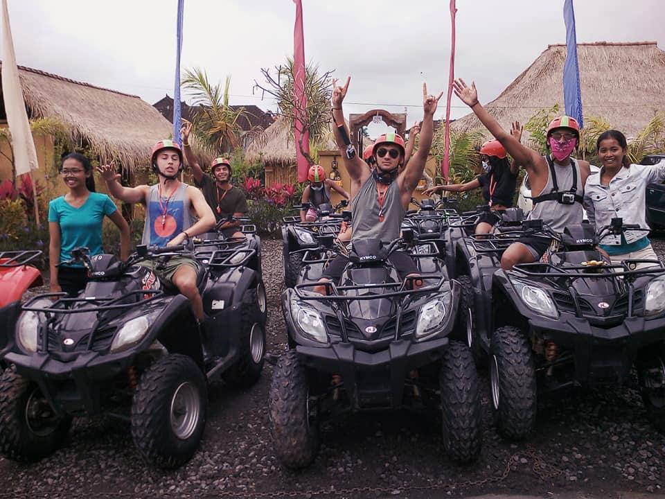 Wisata ATV Adventure di Bali 1