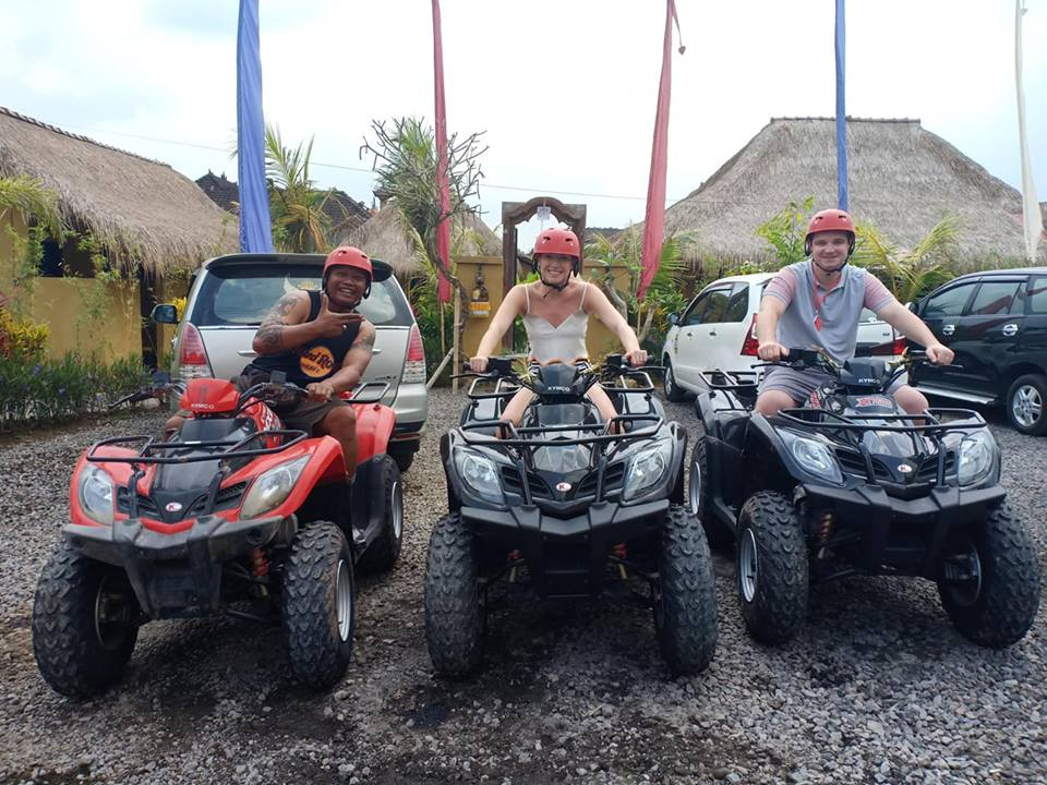 Wisata ATV Adventure di Bali 4
