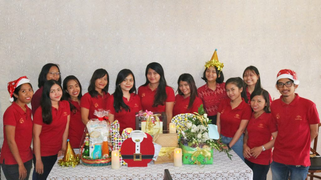 Bali top holiday staff
