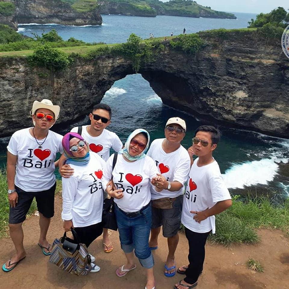 Paket Tour Nusa Penida 2 Hari 1 Malam 2