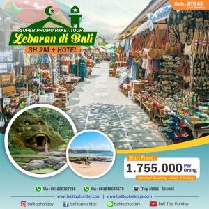 Paket Tour Lebara di Bali