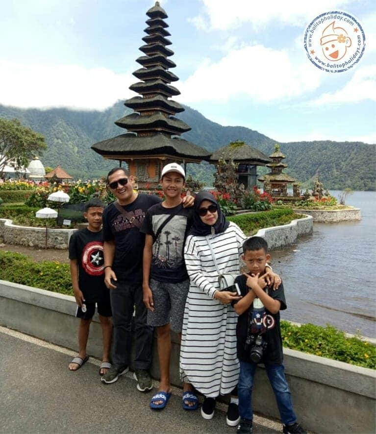 Paket Wisata Keluarga di Bali